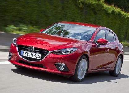 «Mazda» — 3 новая