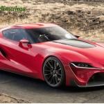 BMW и Toyota создадут новое спортивное купе